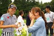2012年 サマンサタバサ ガールズコレクション・レディーストーナメント 最終日 木戸愛 有村智恵