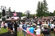 2012年 サマンサタバサ ガールズコレクション・レディーストーナメント 最終日 表彰式