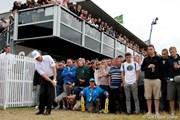 2012年 全英オープン 最終日 16番ホール
