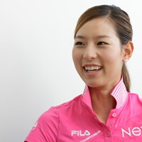 今季の目標は韓国ツアーNo.1、そしてその先は日本、米国と羽ばたくつもりだ(写真/関根明生) 2012年 ホットニュース キム・ジャヨン