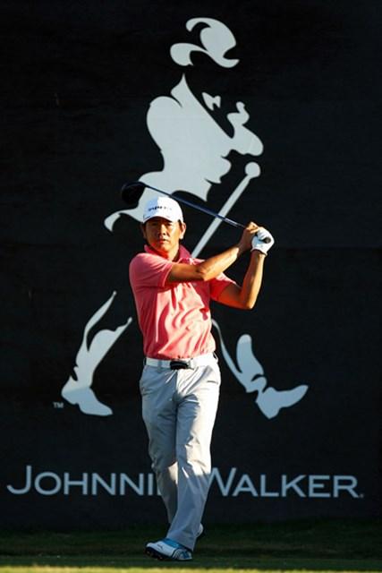 海外での強さを発揮!藤田寛之が3位タイで決勝ラウンドへ(Ian Walton/Getty Images)