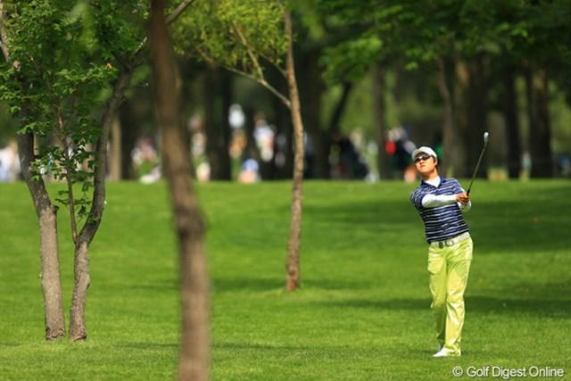 飛ぶし曲がらないし寄るし入るし・・・隙のないゴルフで2位タイフィニッシュ。近いうちに初優勝もありそうですね。
