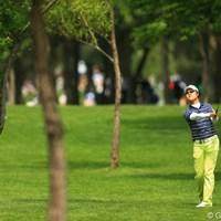 飛ぶし曲がらないし寄るし入るし・・・隙のないゴルフで2位タイフィニッシュ。近いうちに初優勝もありそうですね。 2012年 サン・クロレラクラシック 最終日 イ・スンホ