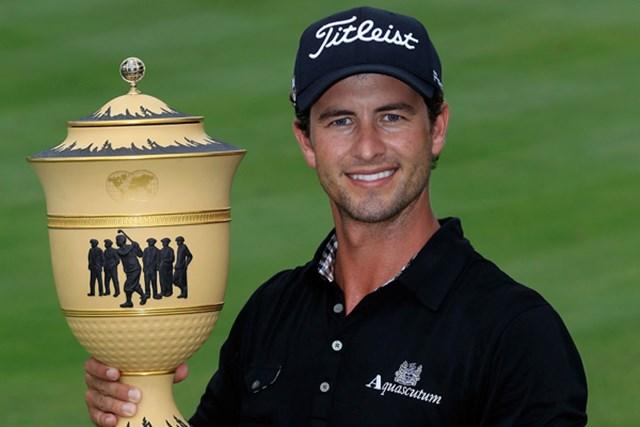 昨年優勝のアダム・スコット、全英OPの鬱憤をはらすか(Sam Greenwood/Getty Images)