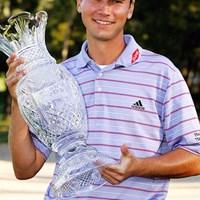 昨年は、若手のホープ、S.オヘアーが2005年以来となるツアー2勝目を挙げた(Sam Greenwood /Getty Images) S.オヘアー