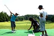 2012年 「石川遼ジュニアゴルフトーメント ワールドジュニアゴルフインビテイショナル」 最終日 ジュニアレッスン会