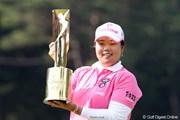 2012年 NEC軽井沢72ゴルフトーナメント 事前 アン・ソンジュ