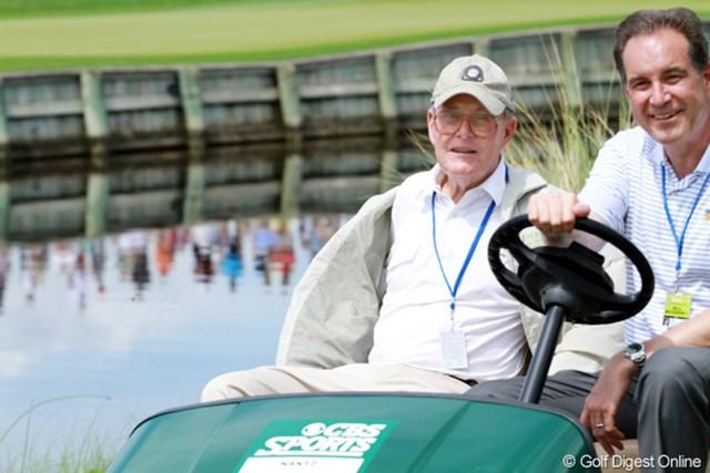 2012年 全米プロゴルフ選手権 事前 ピート・ダイ キアワーアイアイランド・オーシャンコースをコースを設計。TPCソーグラスなど特徴ある名コースが多い