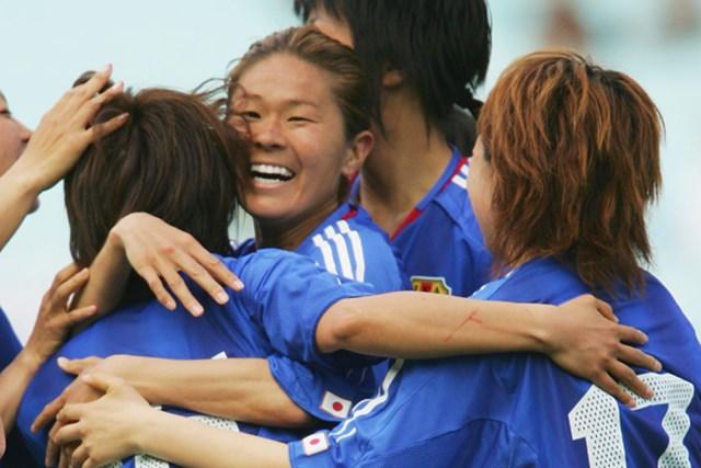 金メダルへ突き進むなでしこジャパン!(Robert Cianflone/Getty Images).