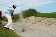 2012年 全米プロゴルフ選手権 2日目 カート道