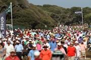 2012年 全米プロゴルフ選手権 2日目 ギャラリー