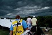2012年 全米プロゴルフ選手権 3日目 中断