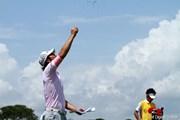 2012年 全米プロゴルフ選手権 3日目 風向き