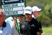 2012年 全米プロゴルフ選手権 最終日  アダム・スコット