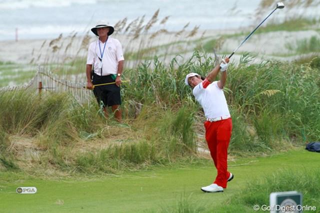 2012年 全米プロゴルフ選手権 最終日  石川遼 後半の9ホールで4つのバーディを奪い「32」でプレー。最後の最後に意地をみせた