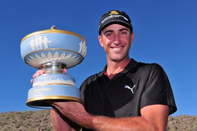 2006年に続く大会2勝目を飾ったG.オギルビー(Stuart Franklin /Getty Images)