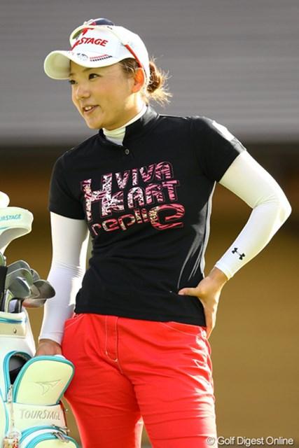 2012年 CAT Ladies 事前情報 有村智恵 ディフェンディングチャンピオンは、今年も好調のようです。