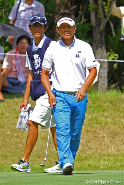 全米プロ帰りの藤田寛之は、1オーバー75位タイと出遅れ