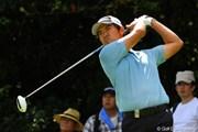 2012年 関西オープンゴルフ選手権競技 初日 武藤俊憲