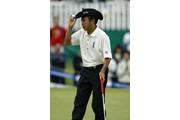2003年 日本プロゴルフ選手権大会 2日目 片山晋呉