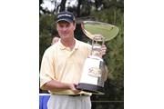 2003年 ダイヤモンドカップトーナメント 最終日 トッド・ハミルトン