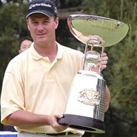 7つのバーディで逆転今季2勝のT.ハミルトン 2003年 ダイヤモンドカップトーナメント 最終日 トッド・ハミルトン