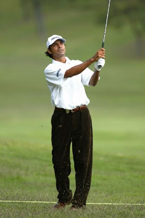 J.ランダワがアジアナンバーワンの実力を発揮 2003年 JCBクラシック仙台 初日 ジョティ・ランダワ