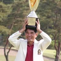 8年ぶりの優勝 2003年 JCBクラシック仙台 最終日 友利勝良