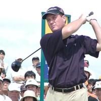 2003年 ~全英への道~ミズノオープン 最終日 トッド・ハミルトン
