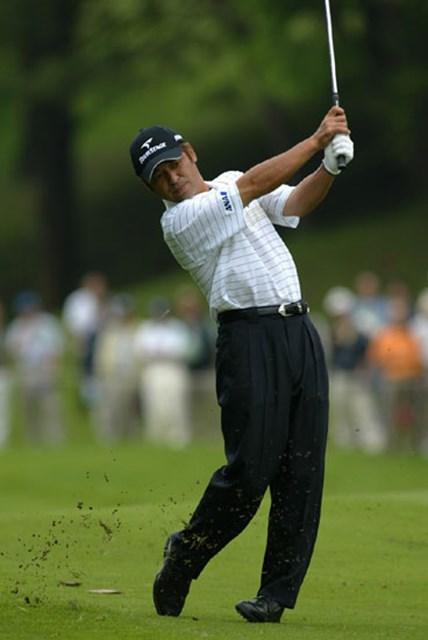 2003年 日本ゴルフツアー選手権 最終日 伊沢利光 日本が誇るベストスウィンガー伊沢利光復活!