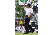 2003年 日本ゴルフツアー選手権 最終日 伊沢利光