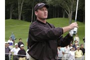 2003年 日本プロゴルフマッチプレー選手権 最終日 トッド・ハミルトン