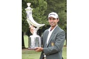 2003年 サントリーオープンゴルフトーナメント 最終日 ジョディ・ランダワ