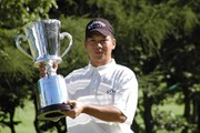2003年 ANAオープンゴルフトーナメント 最終日 葉偉志