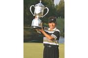 2003年 ブリヂストンオープンゴルフトーナメント 最終日 尾崎直道