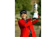 2003年 ゴルフ日本シリーズJTカップ 最終日 平塚哲二