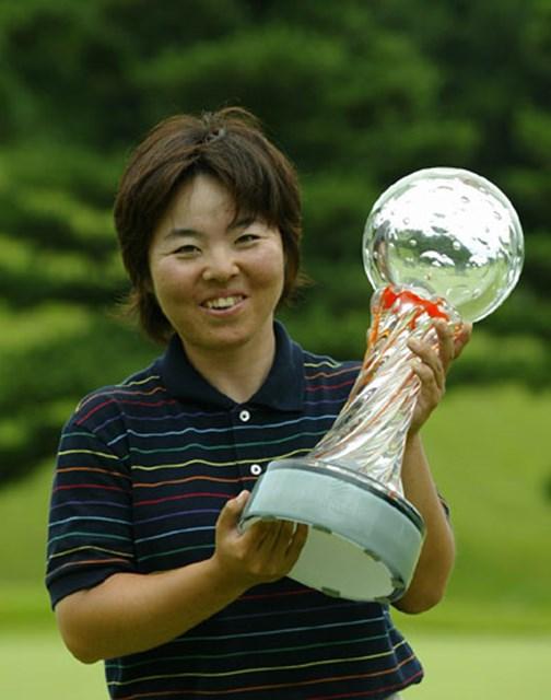 2003年 スタンレーレディスゴルフトーナメント 最終日 不動裕理 狙いどおりの逆転勝利!?今季4勝目の不動裕理