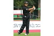 2003年 日本女子プロゴルフ選手権大会コニカミノルタ杯 初日 我妻こずえ