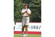 2003年 日本女子プロゴルフ選手権大会コニカミノルタ杯 2日目 不動裕理