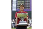 2003年 ミヤギテレビ杯ダンロップ女子オープンゴルフトーナメント 最終日 宮里藍