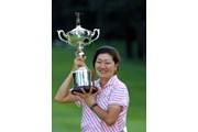 2003年 日本女子オープンゴルフ選手権競技 最終日 服部道子
