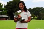 2012年 日本ジュニアゴルフ選手権競技 最終日 鬼頭桜
