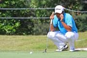 2012年 関西オープンゴルフ選手権競技 2日目 武藤俊憲