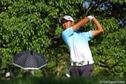 2012年 関西オープンゴルフ選手権競技 2日目 鍋谷太一(アマ)