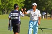 2012年 関西オープンゴルフ選手権競技 2日目 池田勇太