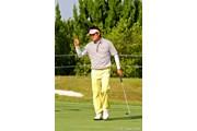 2012年 関西オープンゴルフ選手権競技 2日目 貞方章男