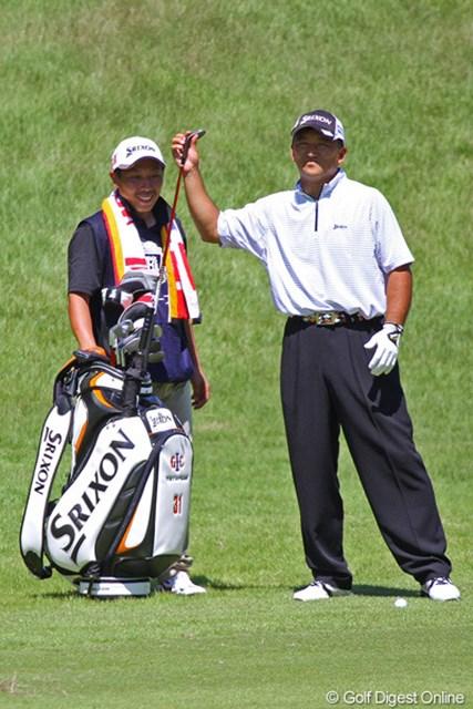 ゴルフ界の夏男、細川和彦が「67」で29位タイに浮上!
