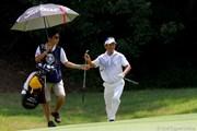 2012年 関西オープンゴルフ選手権競技 3日目 篠崎紀夫