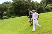 2012年 関西オープンゴルフ選手権競技 最終日 篠崎紀夫
