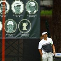 「第40回(2012年)NEW HEROは、俺の写真でどう?」 2012年 VanaH杯KBCオーガスタゴルフトーナメント 初日 原口鉄也